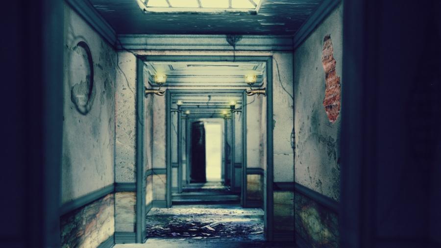 Corridor visual