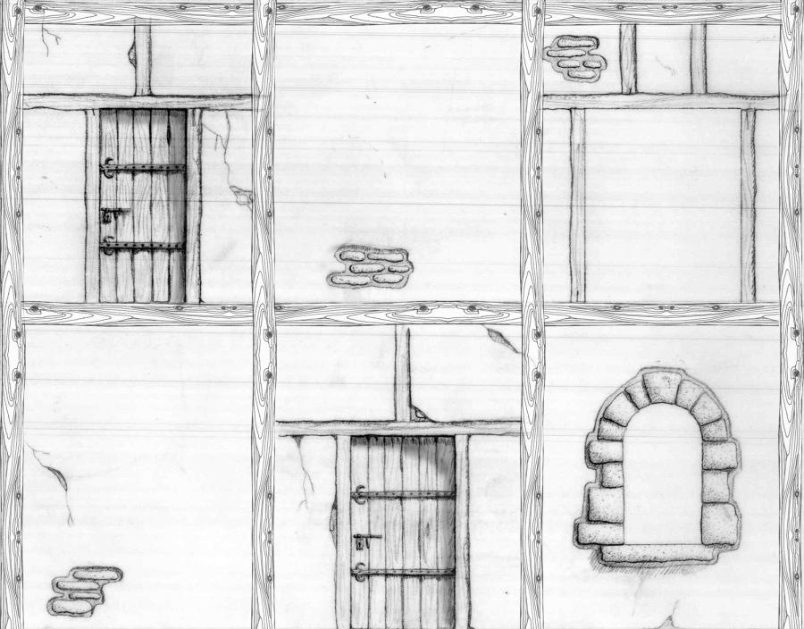 Hallway elevation 2