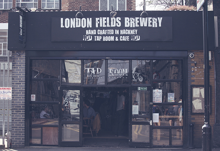 LONDON FIELDS BREWERY 004