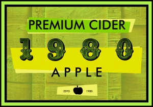 CIDER LABLE FRONT 1