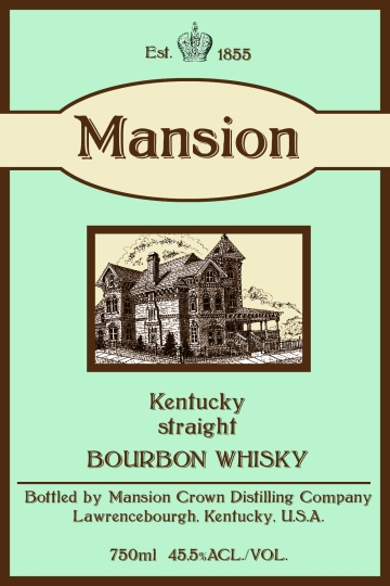 MANSION WHISKY 1
